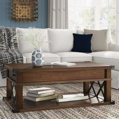Bridget Lift Top Coffee Table - Wayfair