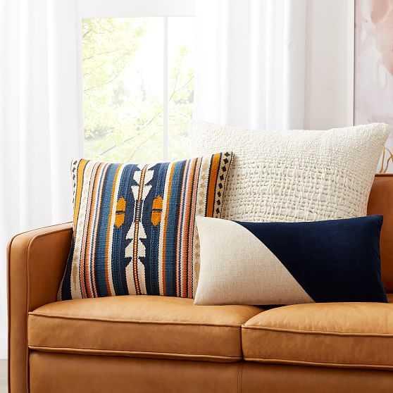 Woven Baja Pillow Cover Set, Set of 3 - West Elm