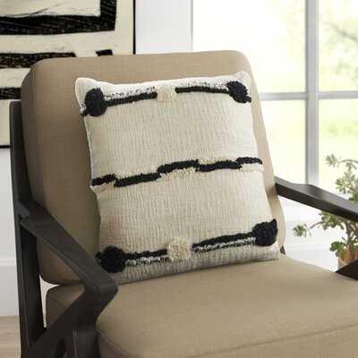 Mckernan Cotton Throw Pillow - AllModern