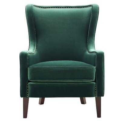 "Comeau Rosco 24"" Wingback Chair - Wayfair"