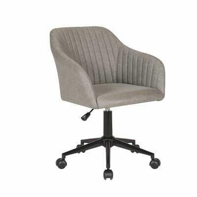 Flannigan Task Chair / Gray - Wayfair
