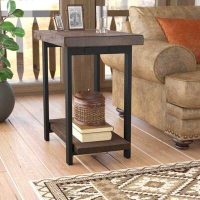 Thornhill Solid Wood End Table - Wayfair