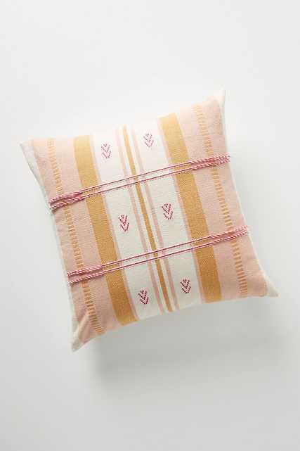 Woven Naima Pillow - Anthropologie
