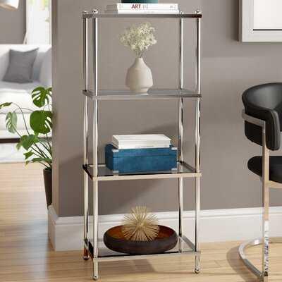 Cathleen Etagere Bookcase - Wayfair
