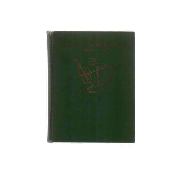 Booth & Williams The Complete Non-Sense Book by Edward Lear Authentic Decorative Book - Perigold