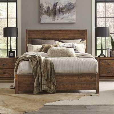 Montauk Standard Bed QUEEN - Wayfair
