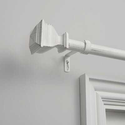 Pelayo Single Curtain Rod & Hardware Set - Birch Lane