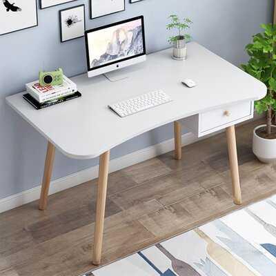Fordland Solid Wood Desk - Wayfair