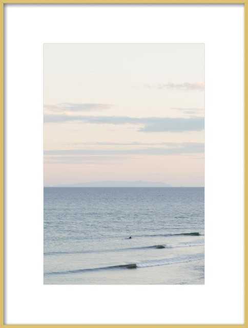Malibu Surfer by Carley Rudd for Artfully Walls - Artfully Walls