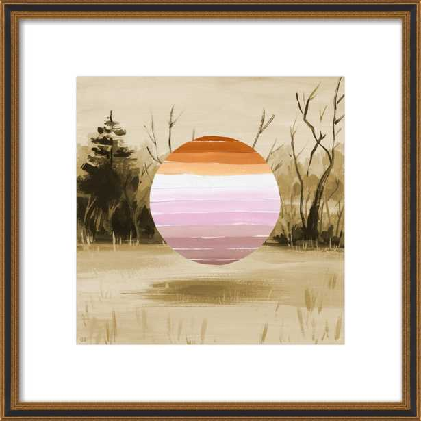 Keep Your Eye on the Ball by Carrie Shryock for Artfully Walls - Artfully Walls