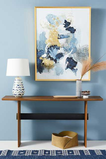 Shona Console Table By Anthropologie in Brown - Anthropologie