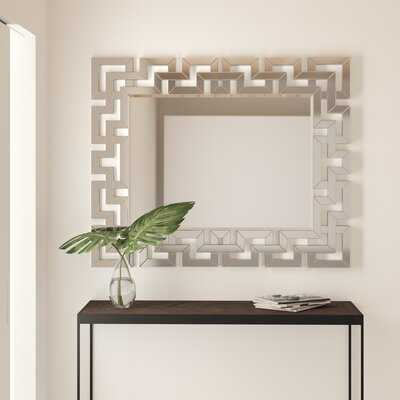 Alberto Geometric Wall Mirror - AllModern