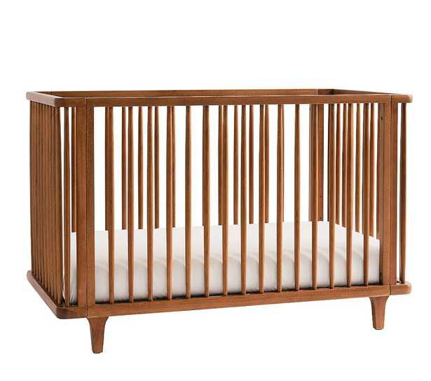 Dawson Convertible Crib, Acorn, UPS - Pottery Barn Kids