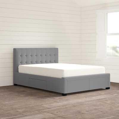 Morrilton Upholstered Storage Platform Bed - Wayfair