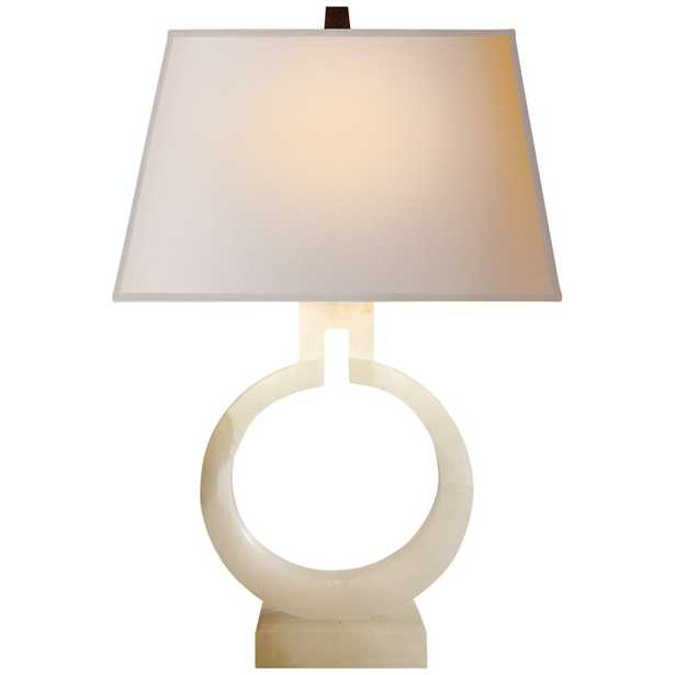"""""""Visual Comfort Ring Form Table Lamp by E. F. Chapman"""" - Perigold"""