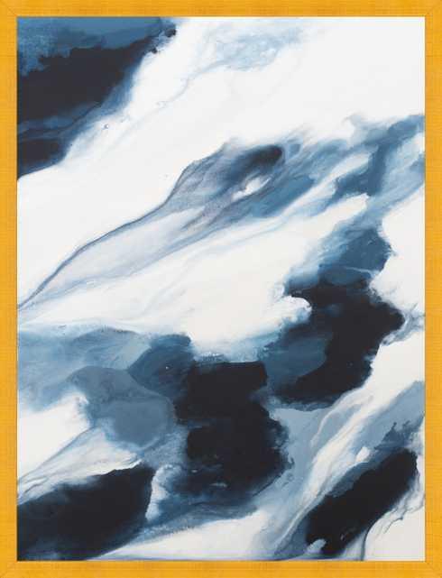 Breaking Through No. 9 by Christina Moodie for Artfully Walls - Artfully Walls