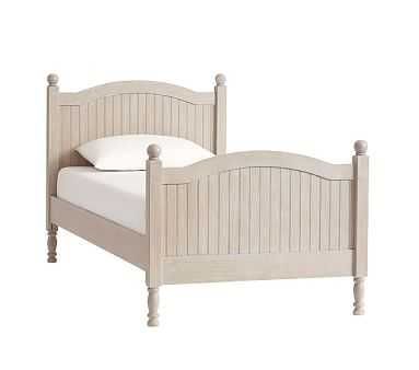 Catalina Bed, Twin, Brushed Fog - Pottery Barn Kids