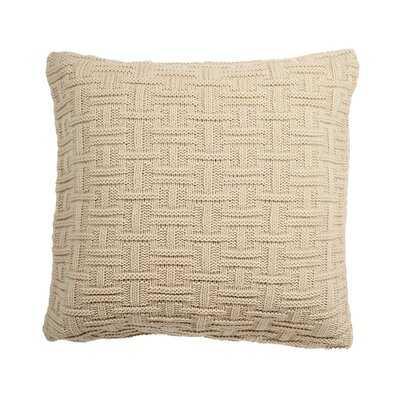 Bradsher Square Pillow Cover - Wayfair