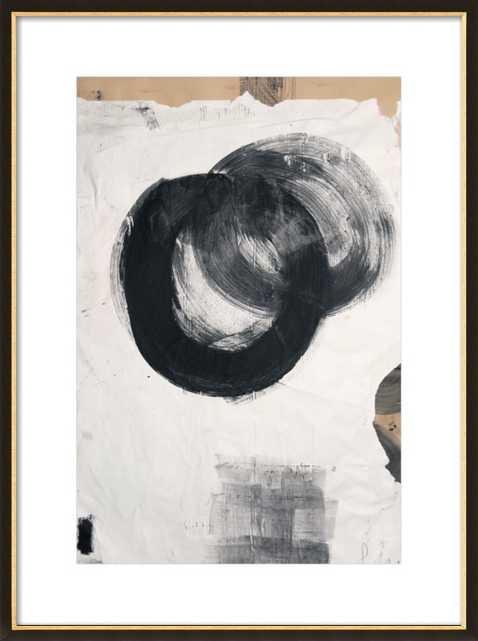 Sgraffito 402 by Michael Lentz for Artfully Walls - Artfully Walls