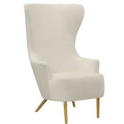 Julia Wingback Chair - Wayfair