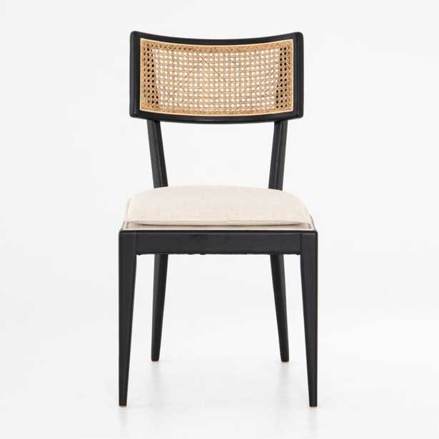 Libby Cane Dining Chair - Crate and Barrel