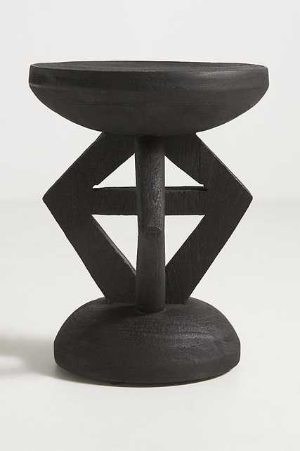 Statuette Side Table By Anthropologie in Assorted Size S - Anthropologie