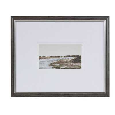 Along The Water Picture Frame Graphic Art Print on Paper - Wayfair
