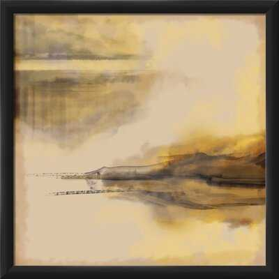 Abstract - Picture Frame Painting Print on Plastic - Wayfair