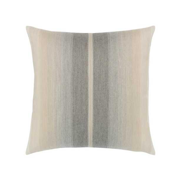 Elaine Smith Ombre Striped Outdoor Square Pillow - Perigold