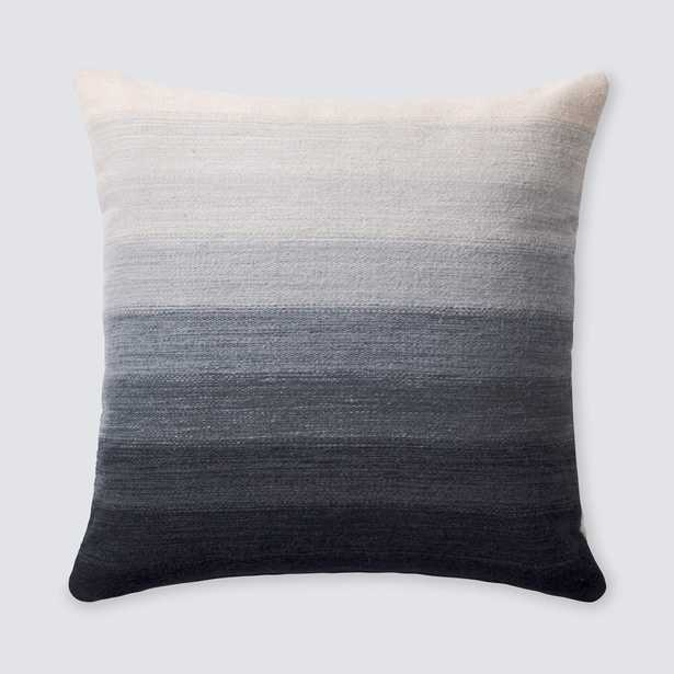 Marea Pillow - Indigo - 18 in. x 18 in. By The Citizenry - The Citizenry