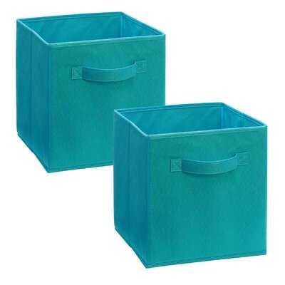 Cubeicals Fabric Bin - AllModern