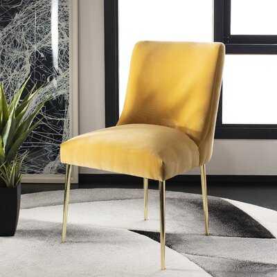 Sandon Upholstered Side Dining Chair - Wayfair
