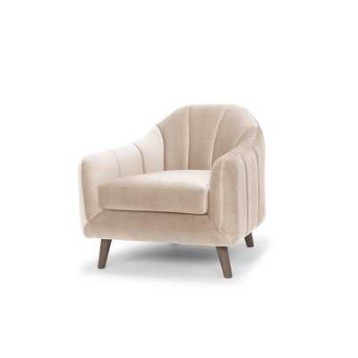 "Boevange-sur-Attert 34"" Wide Polyester Armchair - Wayfair"