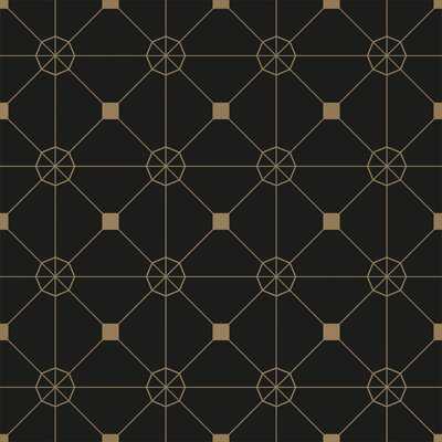 """Valera 16.5' L x 20.5"""" W Peel and Stick Wallpaper Roll - AllModern"""