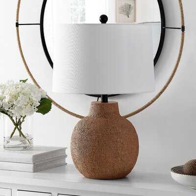 """24"""" Brown Table Lamp - Birch Lane"""