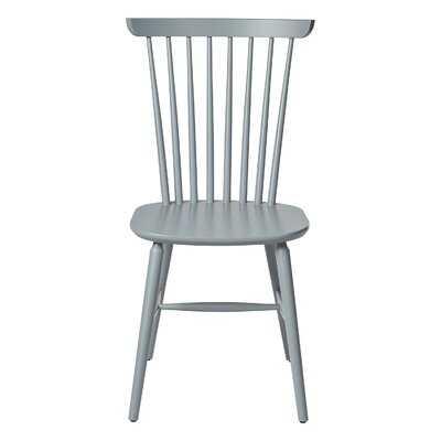 Gye Solid Wood Windsor Back Side Chair (Set of 2) - Wayfair