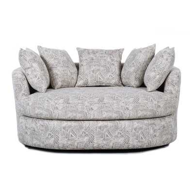 Verano Swivel Barrel Chair - Wayfair