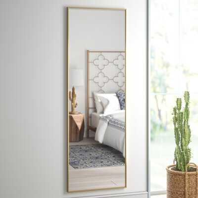 Balfour Modern Full Length Mirror - Wayfair