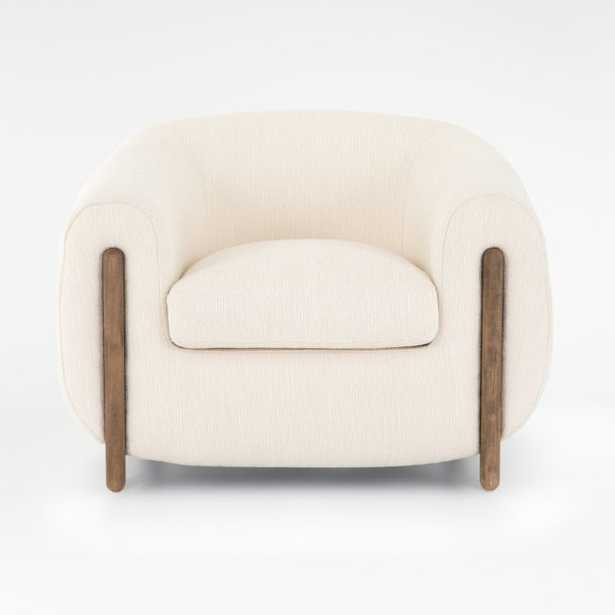 Nora Tub Chair - Crate and Barrel