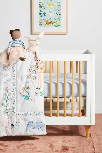 Paper & Cloth Dreamland Kids Quilt - Anthropologie