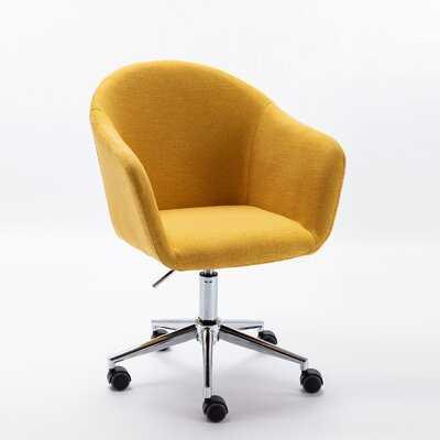Modern Cute Desk Chair,Adjustable Swivel Chair - Wayfair