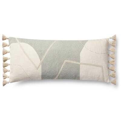 Decorative Rectangular Cotton Pillow Cover and Insert - AllModern