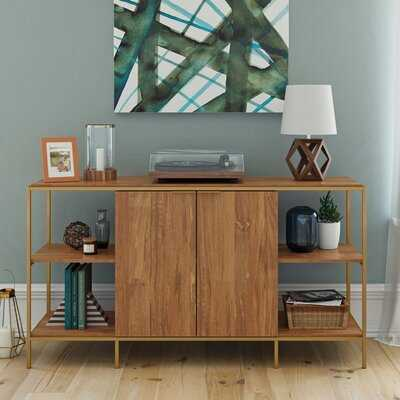 """Nichols TV Stand for TVs up to 65"""" - Wayfair"""