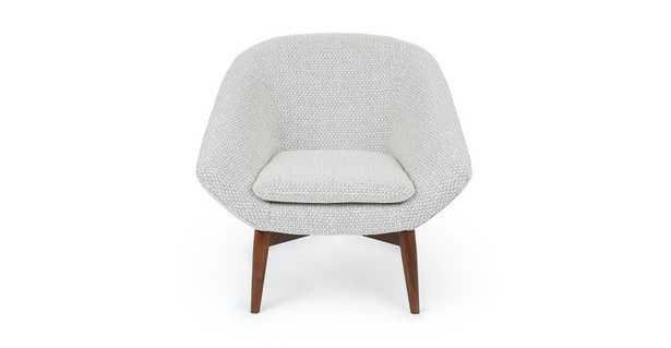 Resa Hartford Boucle Lounge Chair - Article