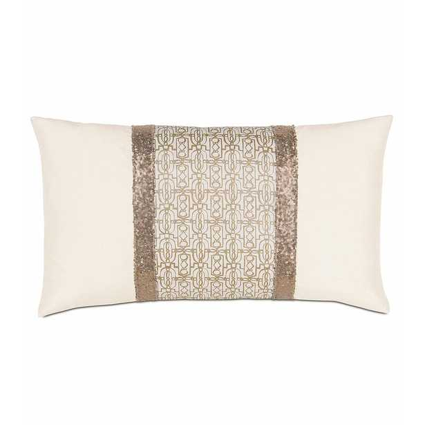 Eastern Accents Halo Cordova Geometric Lumbar Pillow - Perigold