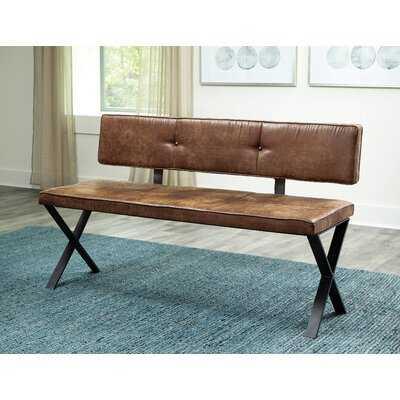 Bickerstaff Upholstered Bench - Wayfair