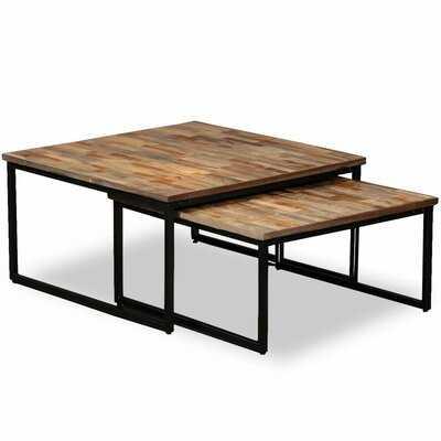 Stef Sled 2 Nesting Tables - Wayfair