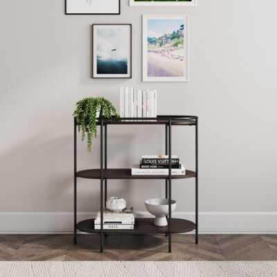 Wilmington Etagere Bookcase - Wayfair