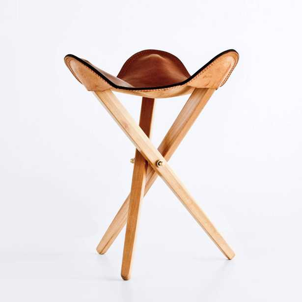Palermo Tripolina Camp Stool By The Citizenry - The Citizenry