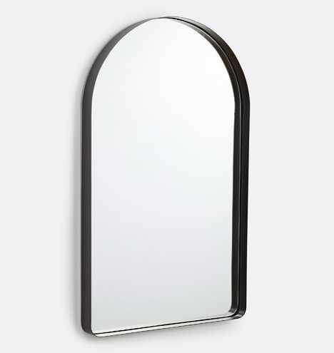 Deep Frame Arched Mirror - Rejuvenation